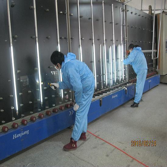 Chamber Cooler Non Condensation Glass Door