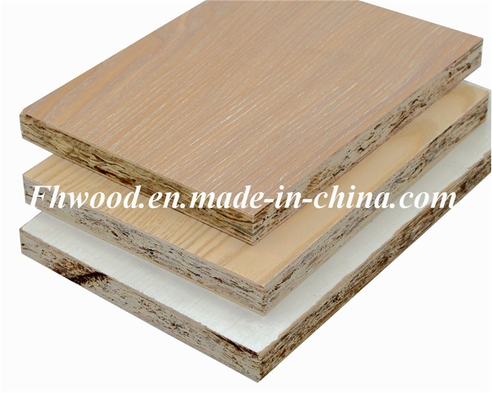 Melamine Faced OSB (Oriented Strand Board) for Furniture