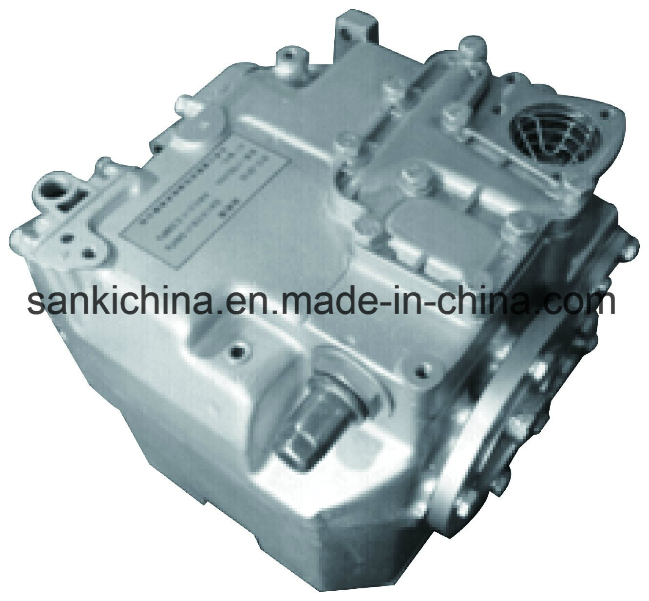 Spare Parts for Fuel Dispenser Gear Pump