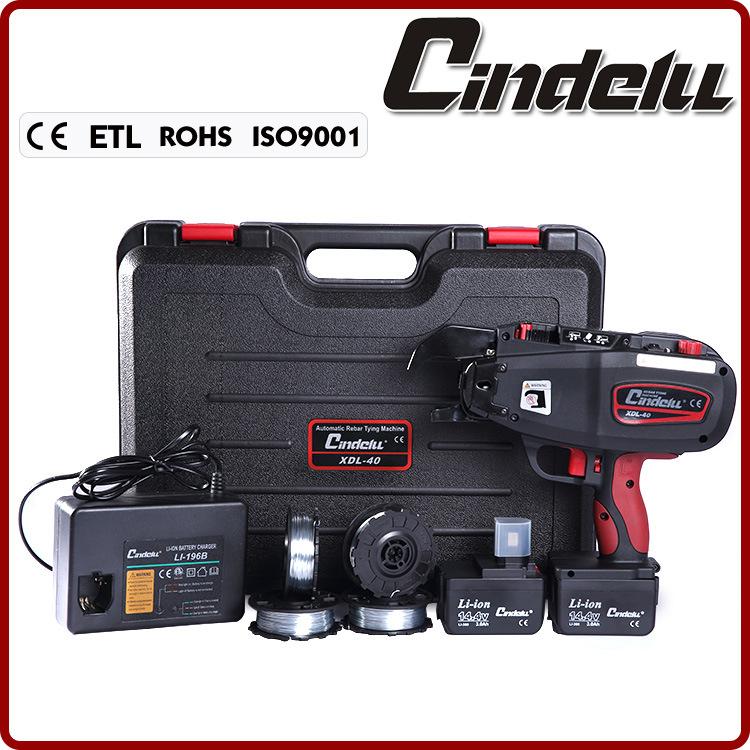 Cordless Rebar Tying Tool (XDL-40)