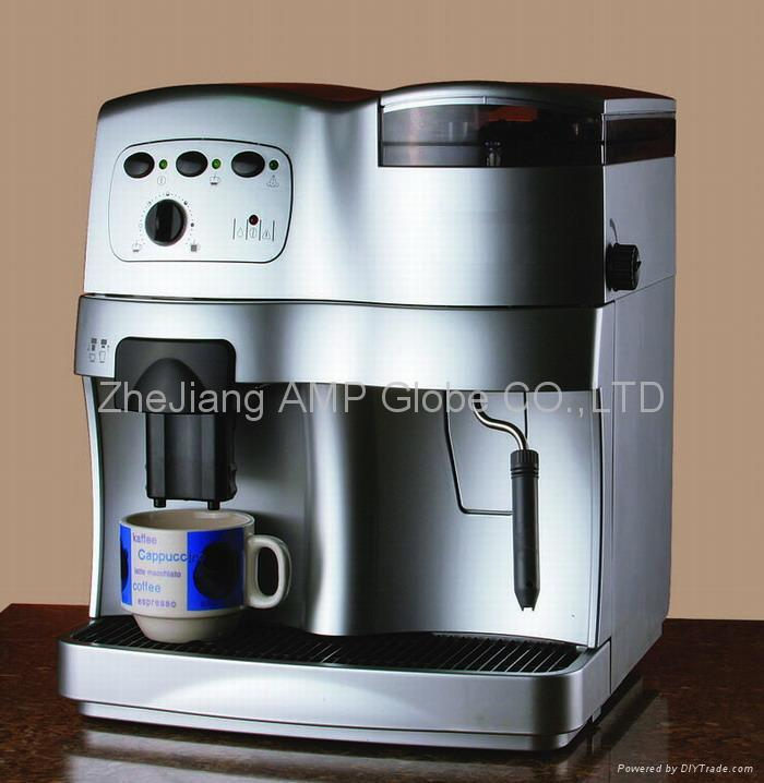 Electric Coffee Maker Invented : China Fully Automatic Coffee Maker(KLT-01-1200) - China automatic coffee maker, coffee machine