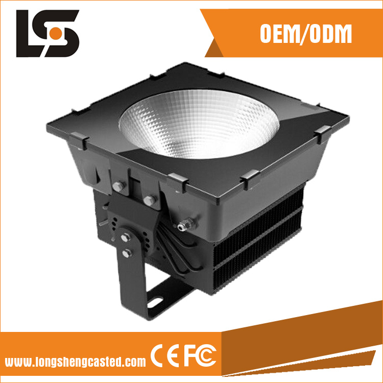 Aluminum Die Casting Outdoor LED High Bay Lamp Housing