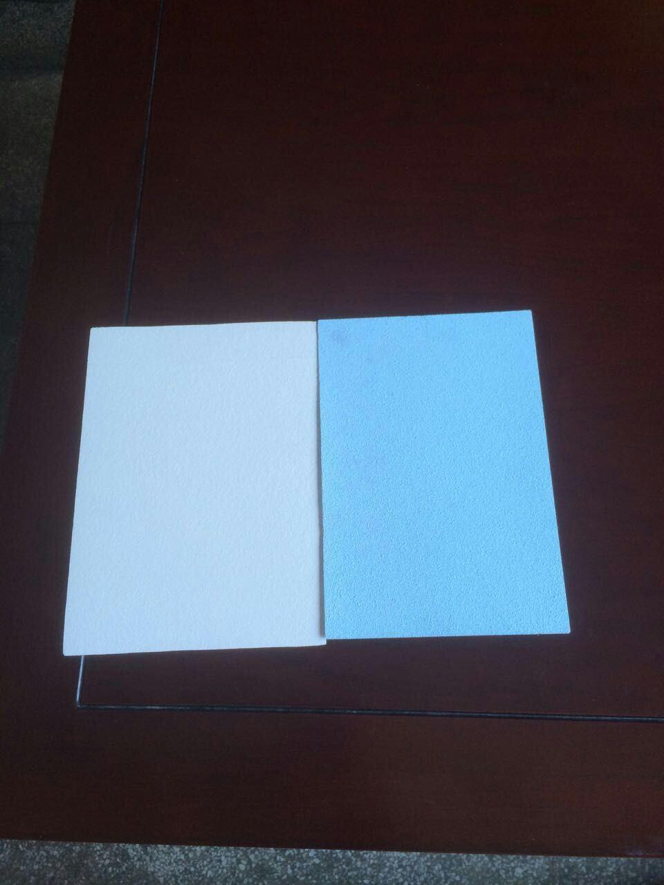 Fiberglass Wtih PU Faced Coated Tissue