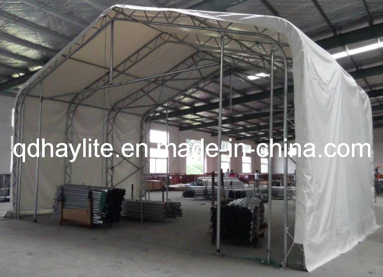 Double Tubes Frame Storage Tent
