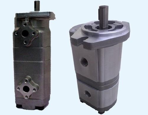 Hydromax Hgp Double Gear Pump