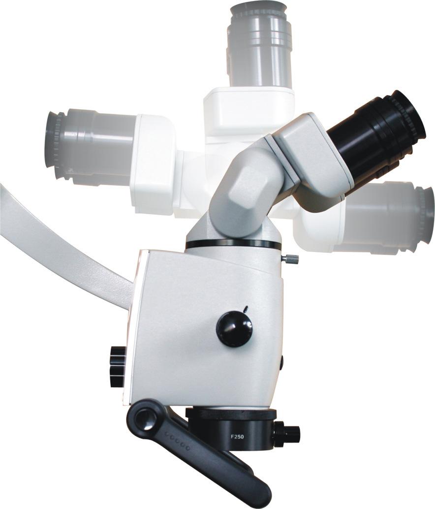 180 Deg Inclinable Binocular Tube, Surgical Microscope, Dental Microscope (OMS2300)