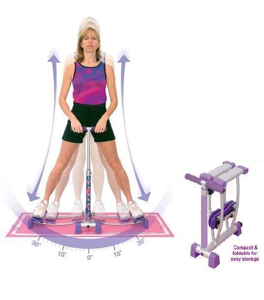Leg Magic Workout Dvd Mit Rosalie Brown