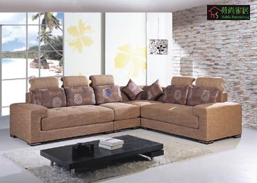 China Corner Living Room Sofa Yb812 China Furnishing