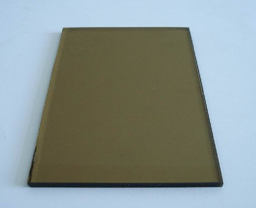 Bronze/Dark Blue/Dark Green/Dark Grey/Lake Blue Reflective Glass with CE ISO (4mm to 10mm)