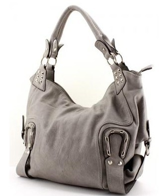 fashion grey handbags