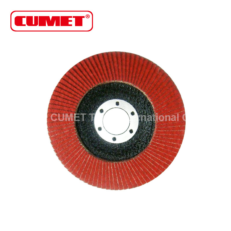 Abrasive Upright Non-Woven Flap Disc