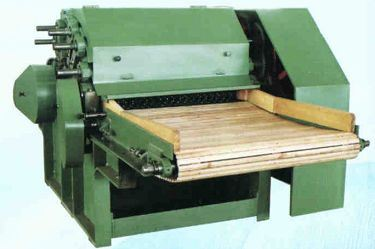 Cotton Fabric Waste Fabric Recycling Machine Fabric Cutting Machine