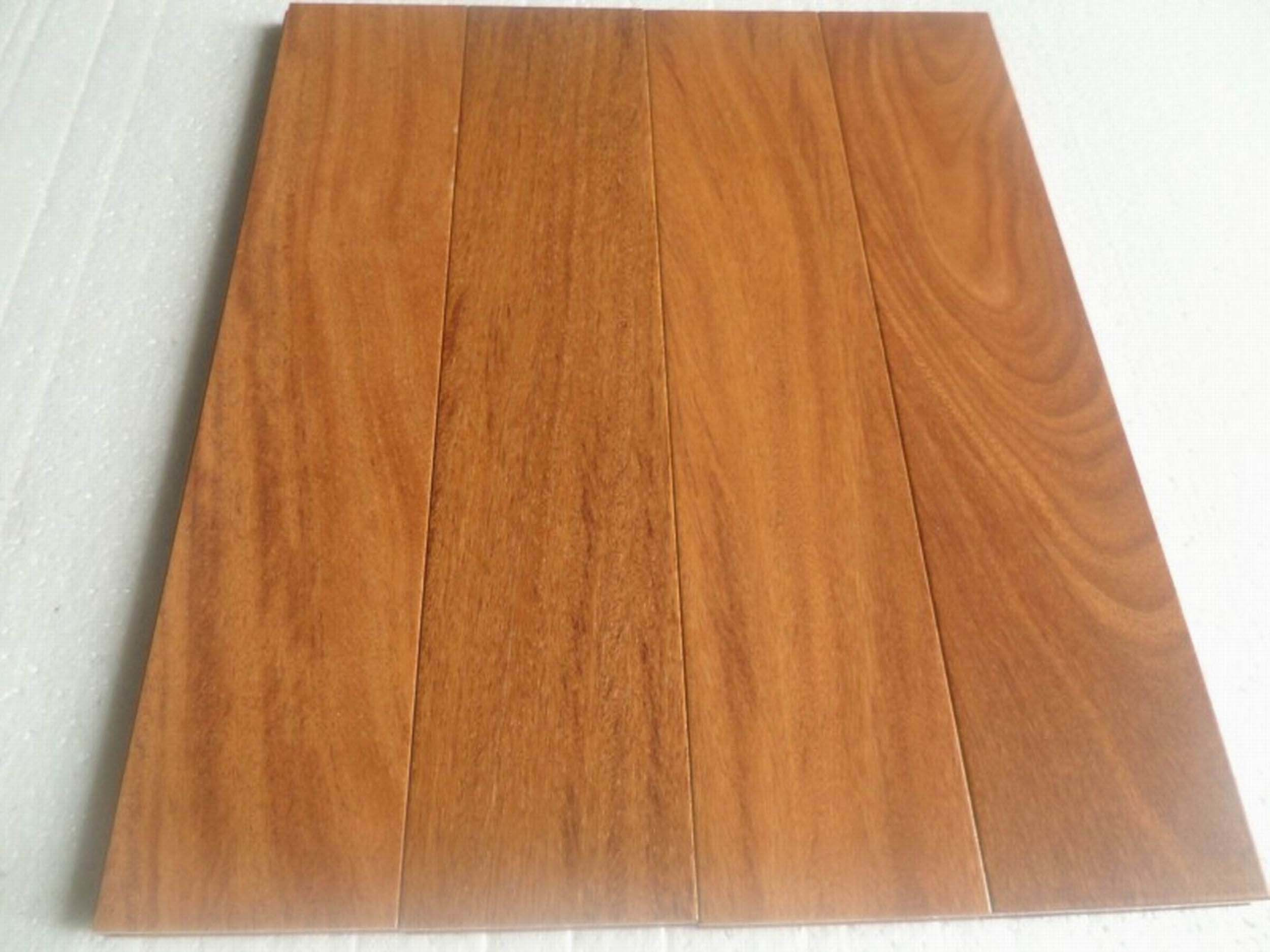 China Foshan Best Kitcen Use Brazilian Teak Parquet Wood
