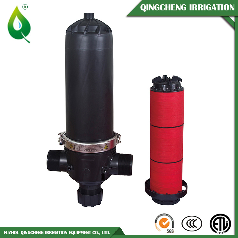 "Strong Agriculture Screen Filter ISO 9001 3"" Disc Drip Irrigation Filter"