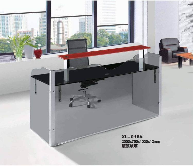 China Glass Office Furniture Xl 018 China Glass Office Furniture Office Furniture