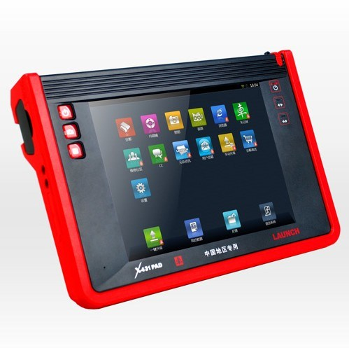 Launch X431 Pad Auto Scanner with WiFi/3G