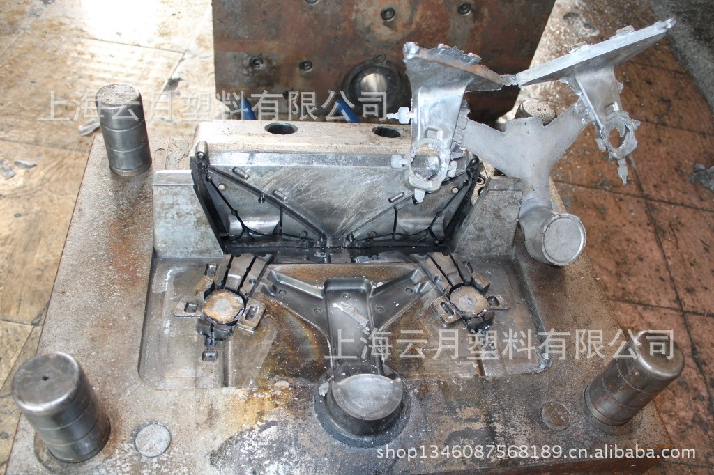 Die Casting Mold for Car Light