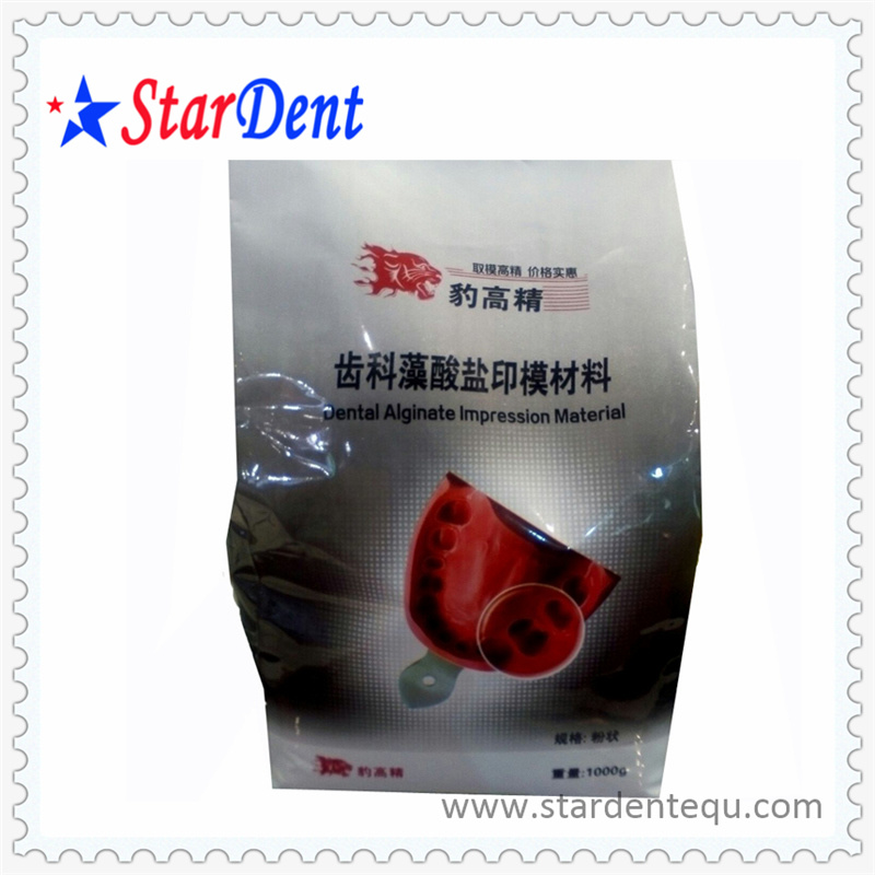 Dental Alginate Impression Material (1000g) of Product