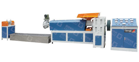New Type PE Plastic Recycling Extruder From China