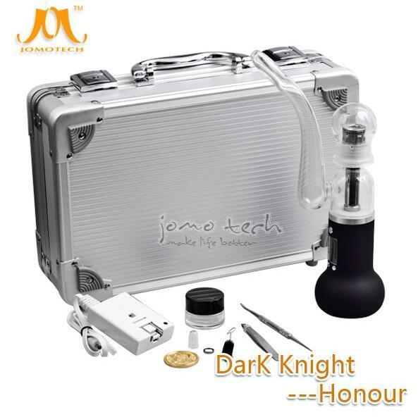 Top Grade Patent E Cig, Jomo Dark Knight Honour with Wholesale Dry Herb Hookah Shisha