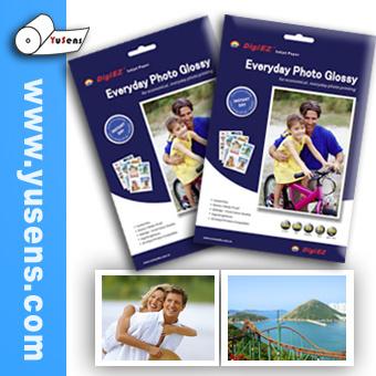 115g - 260g A4 High Glossy Inkjet Photo Paper