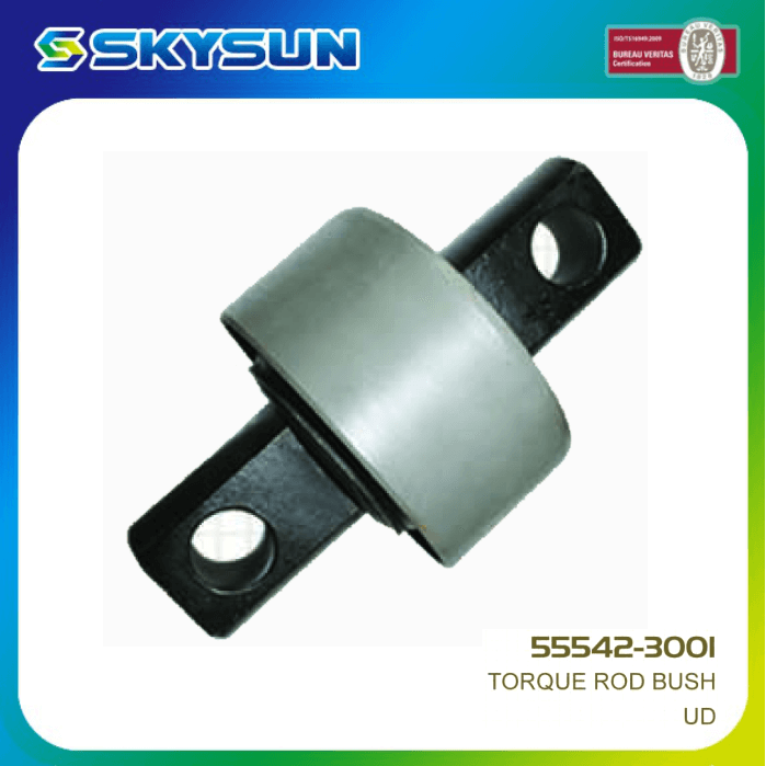 Auto Spare Parts Truck Accessories Torque Rod Bush for Nissan/Volvo/Benz/Hino