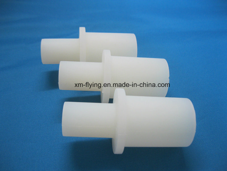 Anti -Oxidation Cylindrical Rubber Silicone Parts, Silicone Gasket, Silicone Rubber Seal for Metal Equipment