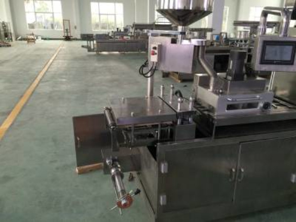 High Sealed Tropical Blister Packing Machine