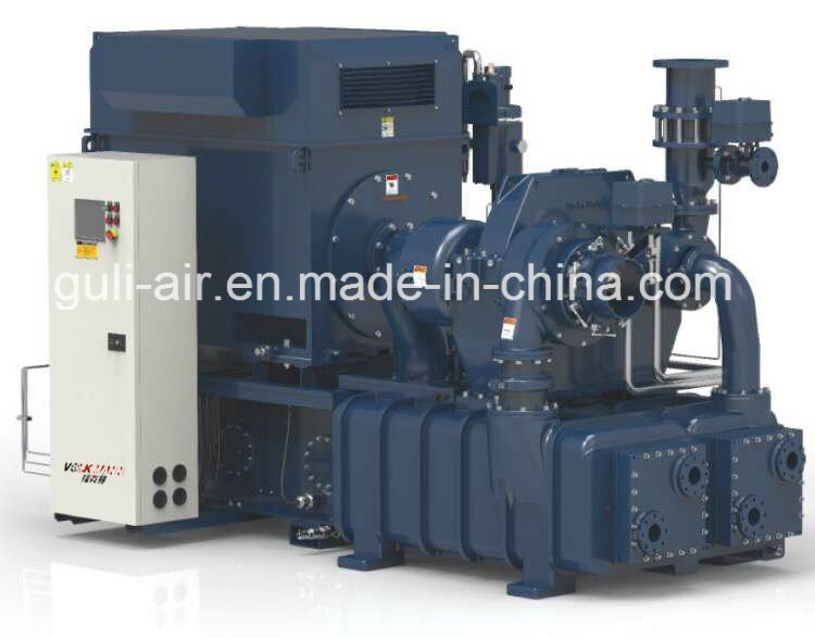 Centrifugal Air Compressor / Turbo Compressor Full Oil Free