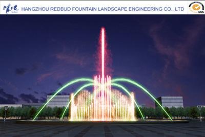 Fountain Design Sketch Picture