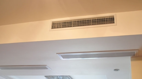 Aluminium Single Deflection Air Grille for Air Conditioning HVAC