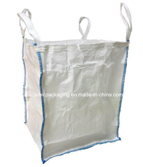 Overlock Stitching U-Panel Big Bag