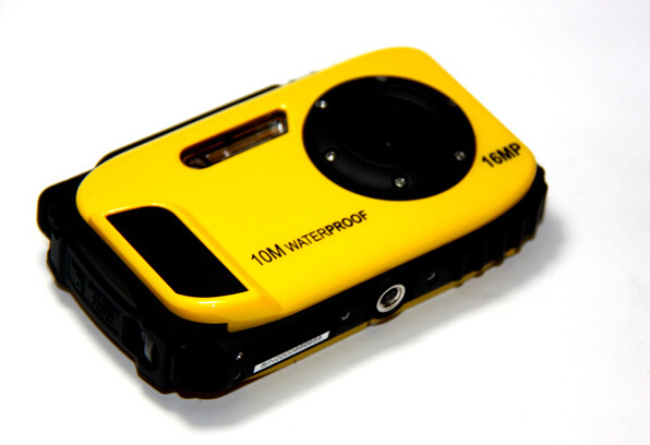 1080P Waterproof Digital Action Camera