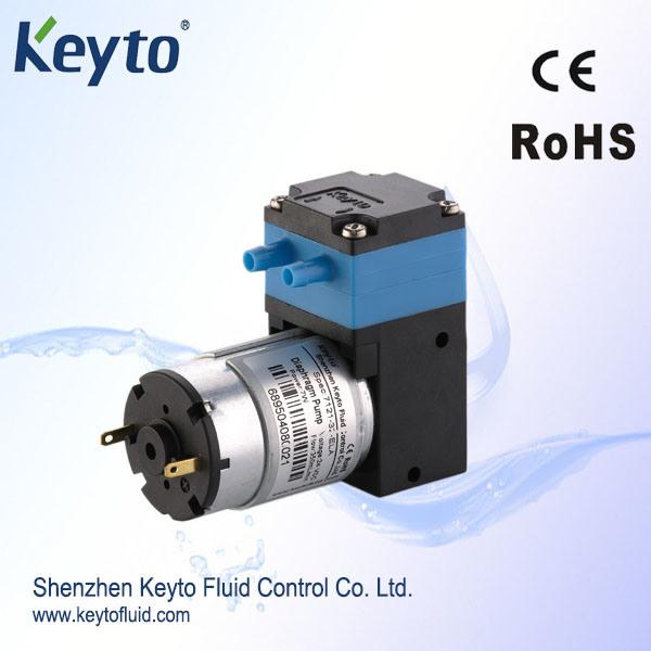 Fluid Diaphragm Pump with Motor 7121-32-ELA