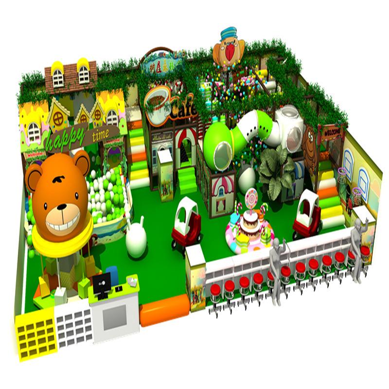 Shopping Center Promotional Children Indoor Playground