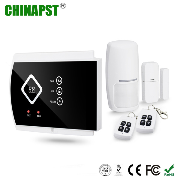 Wireless Home GSM Intruder Alarm (PST-G10A)