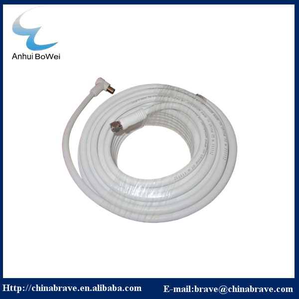 High Quality Copper Conductor Low dB Loss CATV Cable
