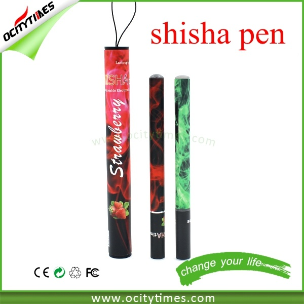 Colorful Good Flavors 500 Puffs Disposable Shisha Pen Welcome OEM/ODM