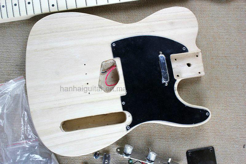 Hanhai Music / Tele Style Electric Guitar Kit / DIY Guitar