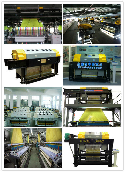 High Speed Electronic Jacquard Machine for All Branded Rapier Looms1344 Hooks