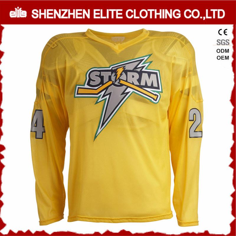 Custom Sublimation Ice Hockey Jerseys Made in China