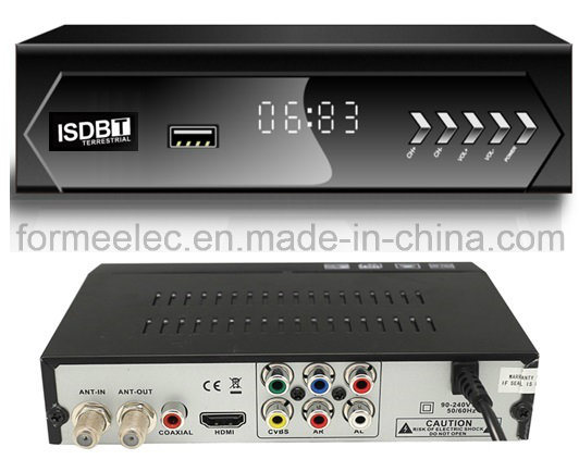 STB DVB TV Set Top Box ISDB-T