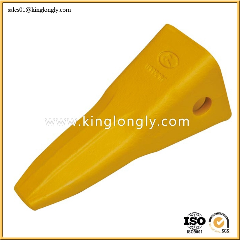 Steel Forging Bucket Teeth Not Casting for Excavator Spare Parts and Construction Machinery