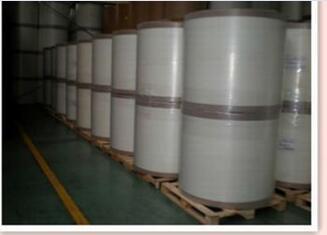 Fiberglass Roofing Tissue Reinforced Every 15cm