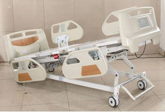 ICU Electric Hospital Bed with Five Functions