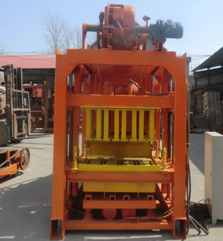 Great Quality Cement Brick Machine Qt40-2 Concrete Paver Machine