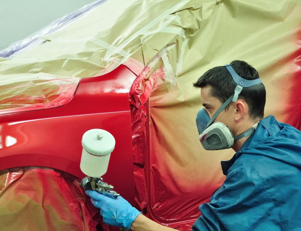 Good Sealing Spray Auto Base Paint for Car Refinish