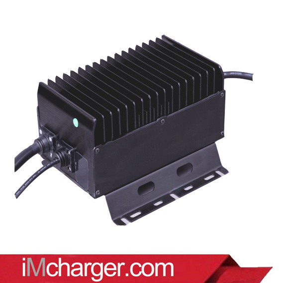 24V 15A Intelligent Portable Sweeper Battery Charger