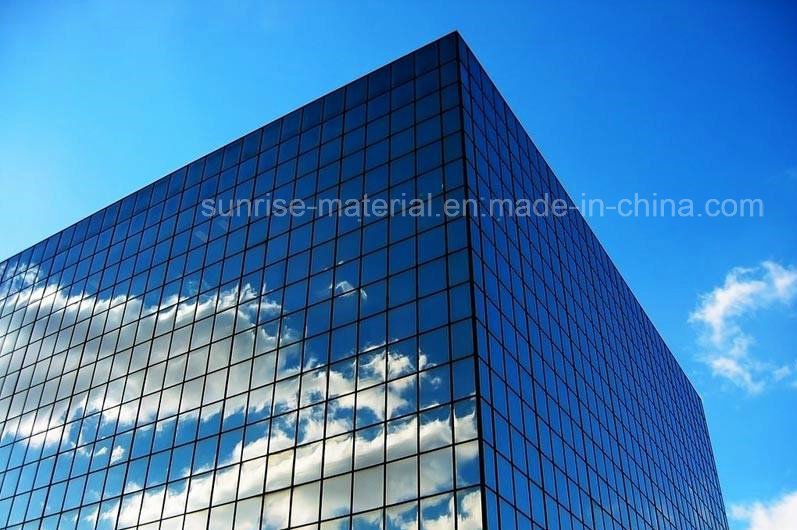 Aluminum Curtainer Wall Profiles