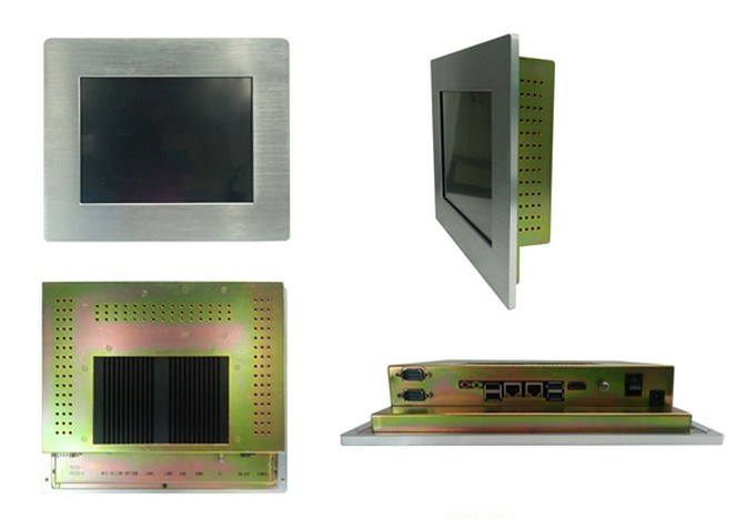"12.1"" All-in-One Computer Panel PC for Industrial, Medical Application"